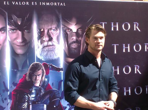 Thor en Madrid