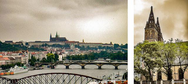 Castelo Vysehrad, Praga, República Tcheca