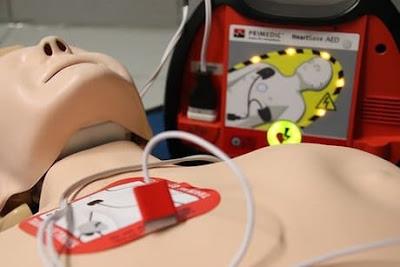Sauver une vie grâce à l'application SAUV Life !