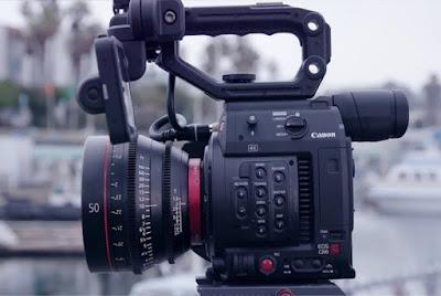 Canon EOS C200 Firmware最新ドライバーをダウンロードする