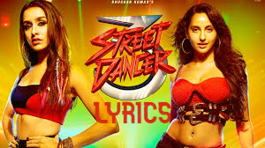 नची नची Nachi Nachi lyrics in Hindi/English – Street Dancer 3D