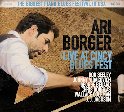 Ari Borger Live at Cincy Blues Fest