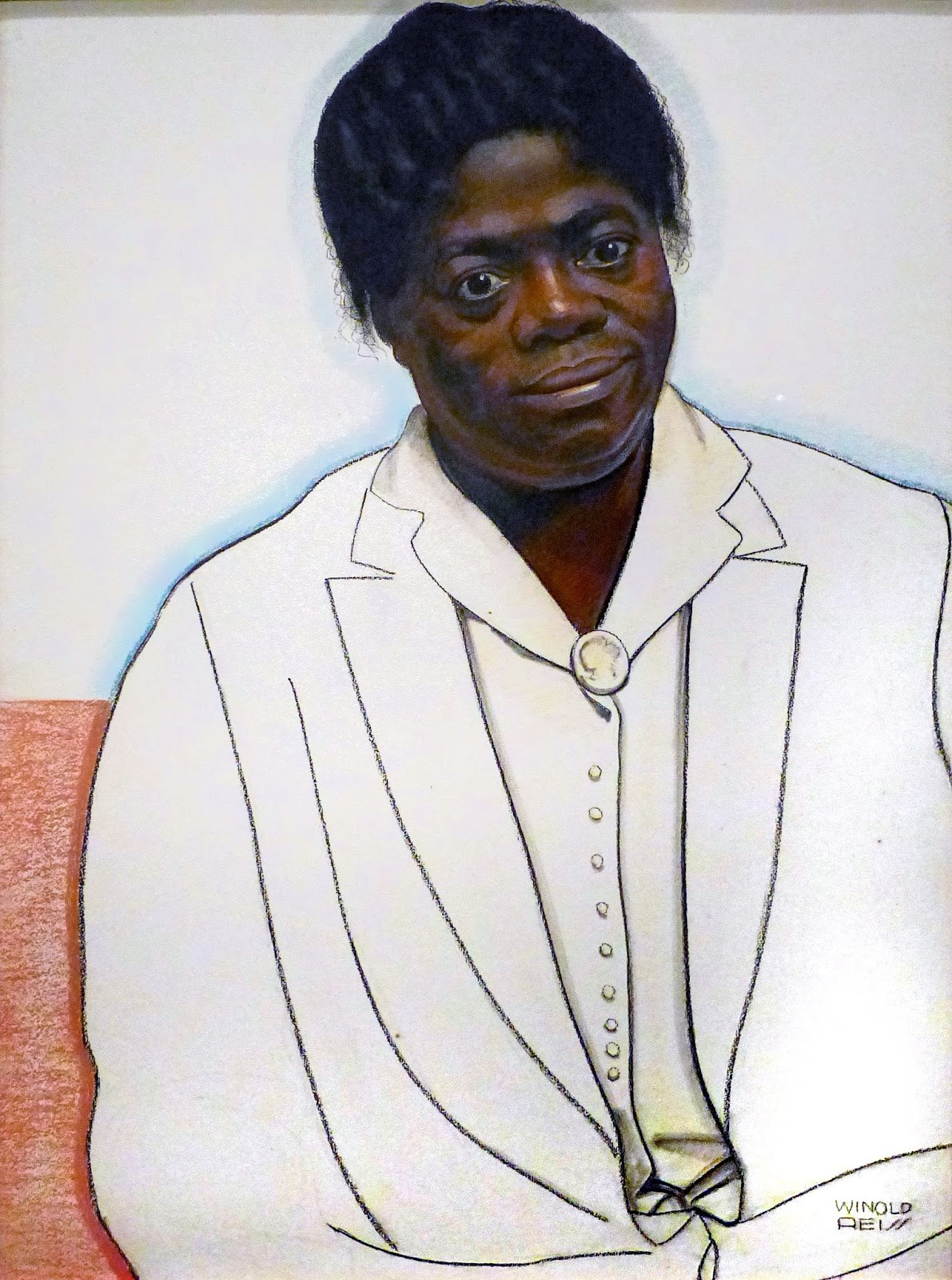 The Portrait Gallery Mary Mcleod Bethune