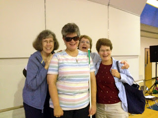 Laurel Jean with United Methodist Women of Latta, SC
