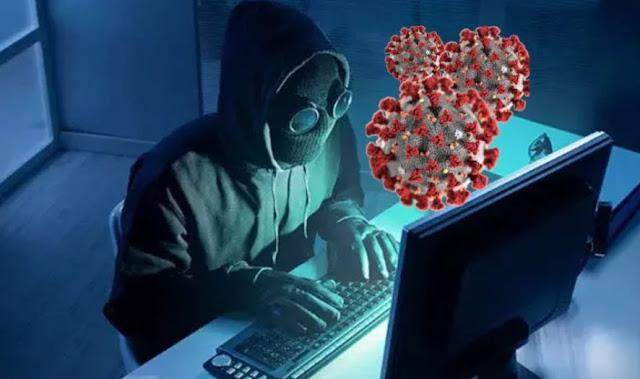حذاري تلقيت الرسالة فيروس كورونا