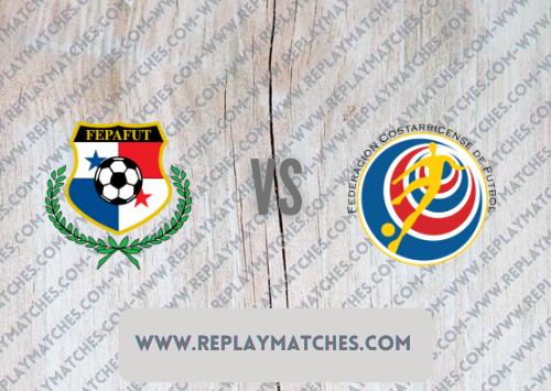 Panama vs Costa Rica -Highlights 03 September 2021