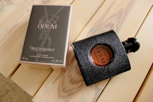 TheBlondeLion Beauty YSL Yves Saint Laurent Black Opium Perfume