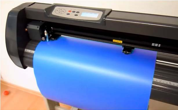 Cutting Plotter, Types of Plotter Applications