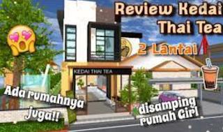 ID Kedai Thai Tea Di Sakura School Simulator Dapatkan Disini