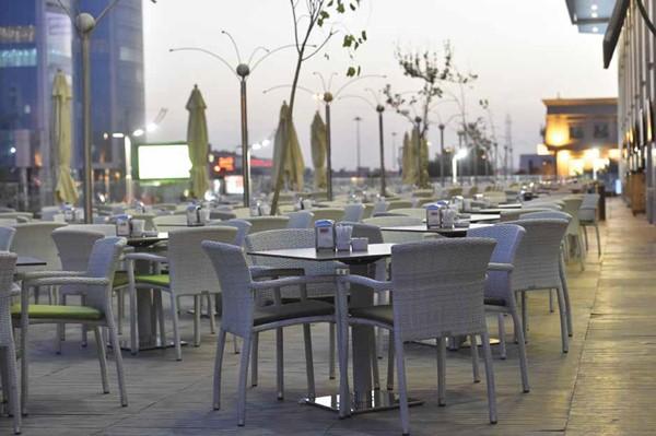 مقهى المساء