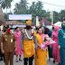 Masyarakat Kab.Batu Bara Sambut Hangat Kunker Kapolda Sumut Bersama Ketua Bhayangkari ke Mako Polres Batu Bara