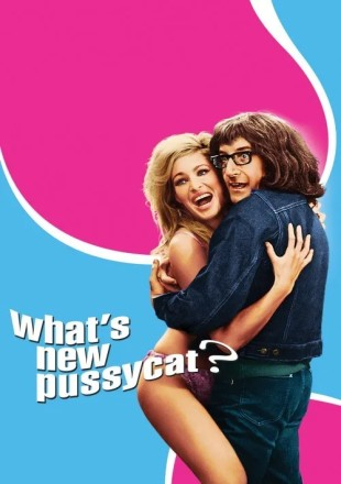 Whats New Pussycat 1965 English BRRip 480p 300Mb