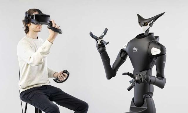 Японская продуктовая сеть тестирует роботизированные склады с дистанционным управлением