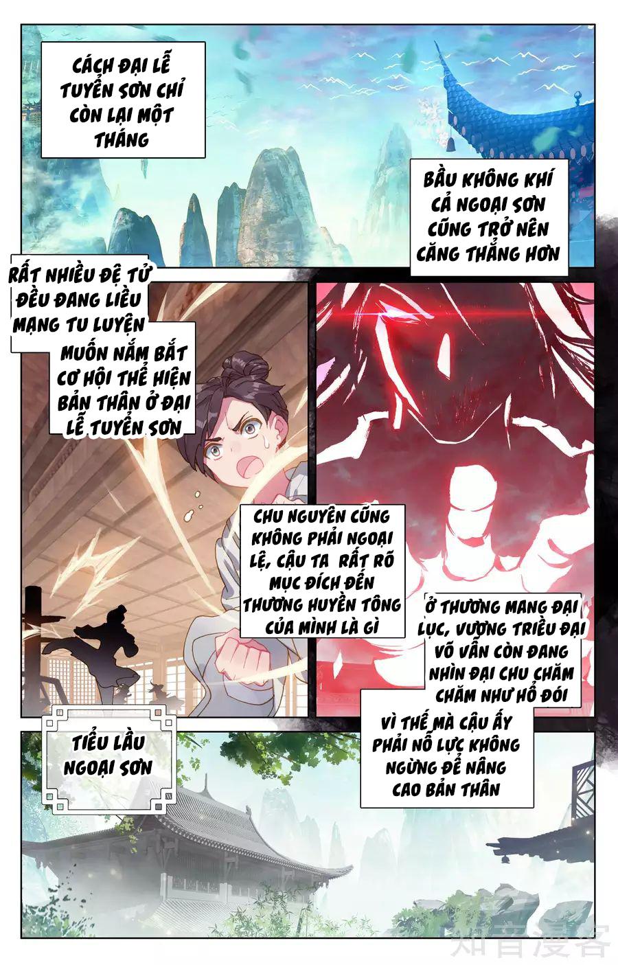 Nguyên Tôn chap 146 - Trang 4