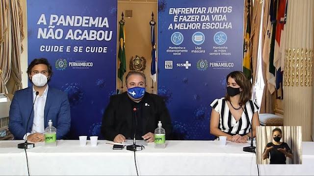 FLEXIBILIZAÇÃO: Liberação para a realização de eventos com até 100 pessoas em Pernambuco