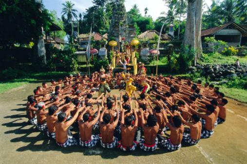Tari Kecak Tarian Tradisional Daerah Bali Budaya Dan Kebudayaan
