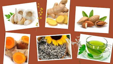 15 loại thực phẩm tăng sức đề kháng