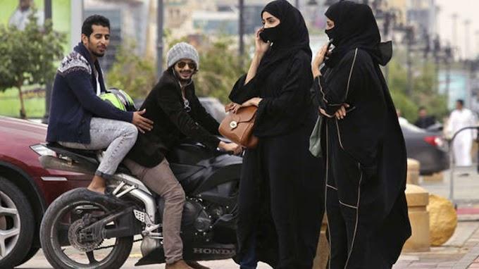Bir Kadından Mektup var ; Suudi Arabistan'da kadın olmak