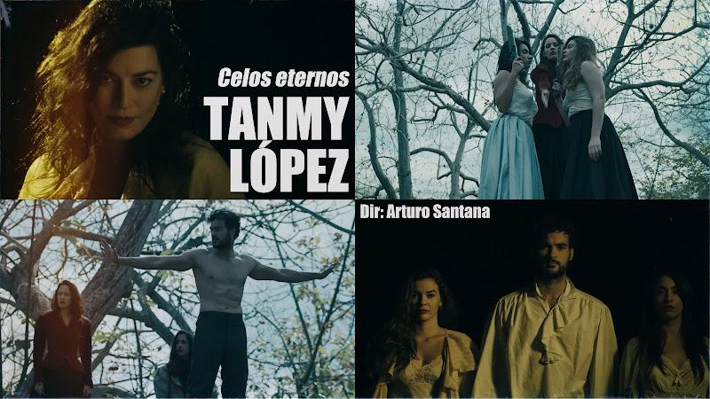 Tanmy López - ¨Celos eternos¨ - Videoclip - Director: Arturo Santana. Portal Del Vídeo Clip Cubano