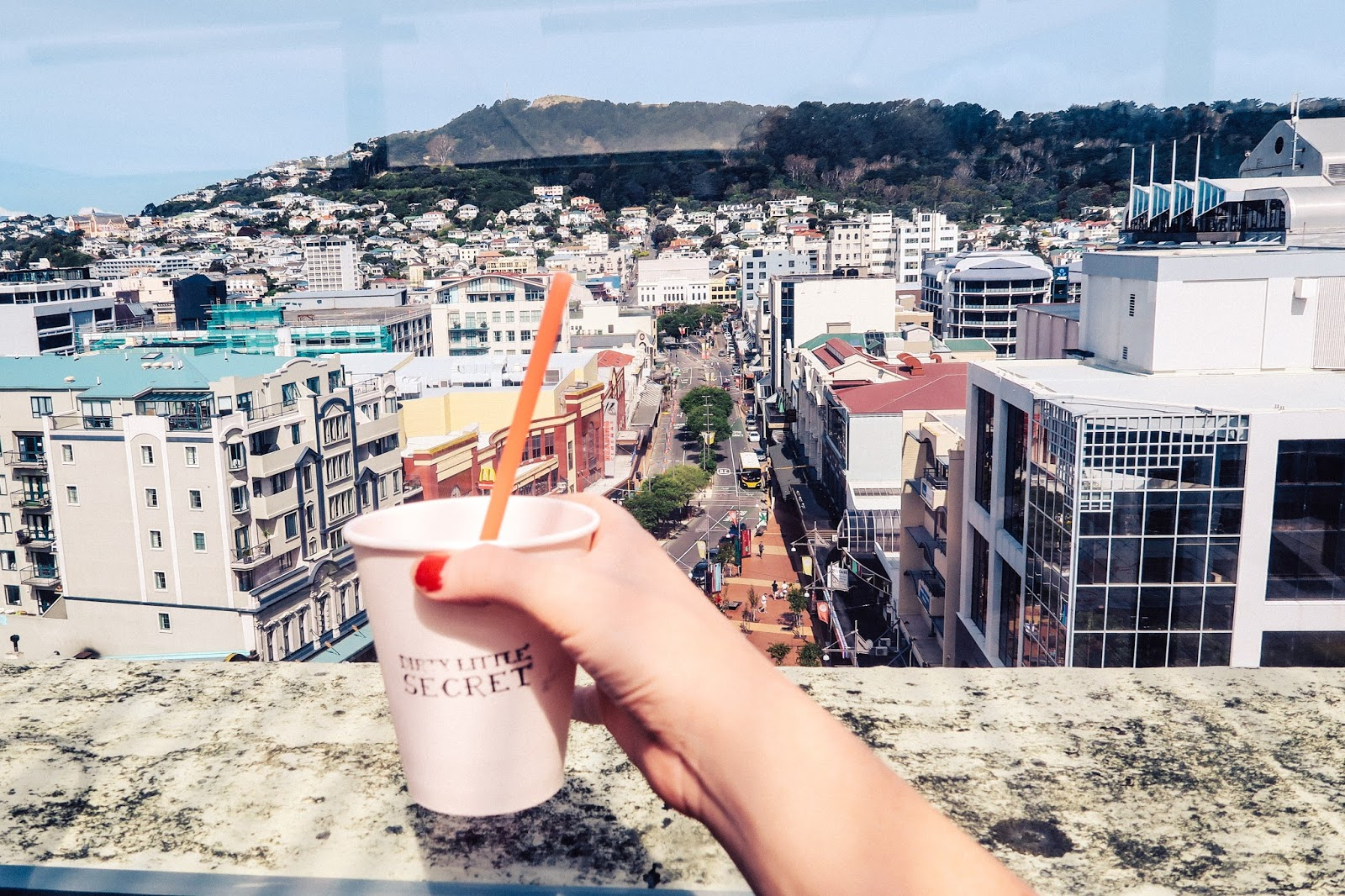 Dirty Little Secret | 5 Most Instagram Worthy Restaurants in Wellington, New Zealand