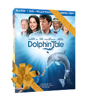Dolphin Tale Blu-ray Combo