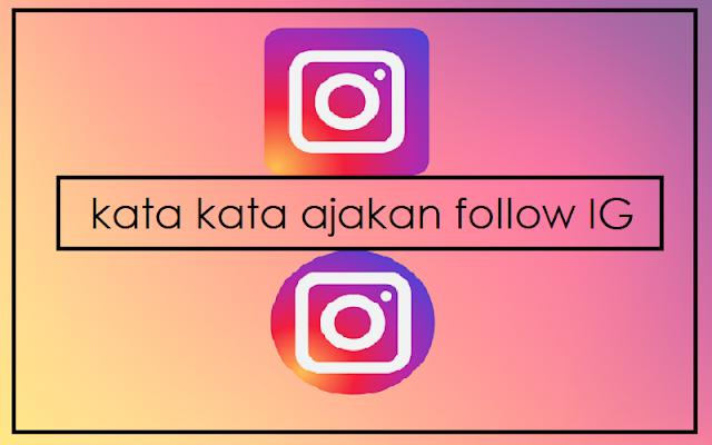kata kata follow instagram