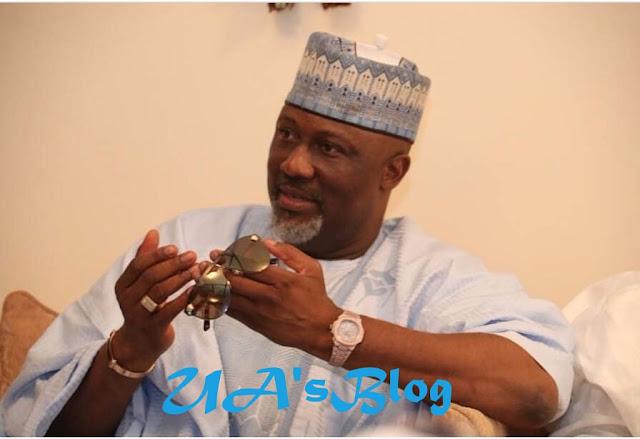 Breaking News: Senator Dino Melaye Arrested At Abuja Airport