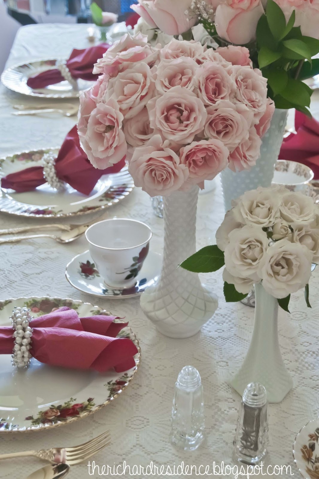 The Richard Residence: Afternoon Tea Themed Bridal Shower