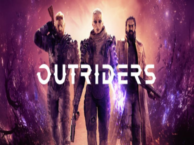 Download OUTRIDERS Game PC Free