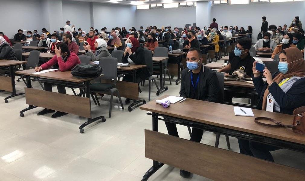 بالتعاون مع أكاديمية البحث العلمى والتكنولوجيا  جامعة بدر تفتتح معسكر ريادة الأعمال والحصول على تدريب معتمد