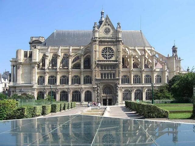 St-Eustache em Paris