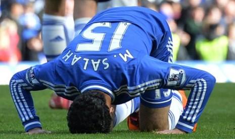 pemain Chelsea beragama islam