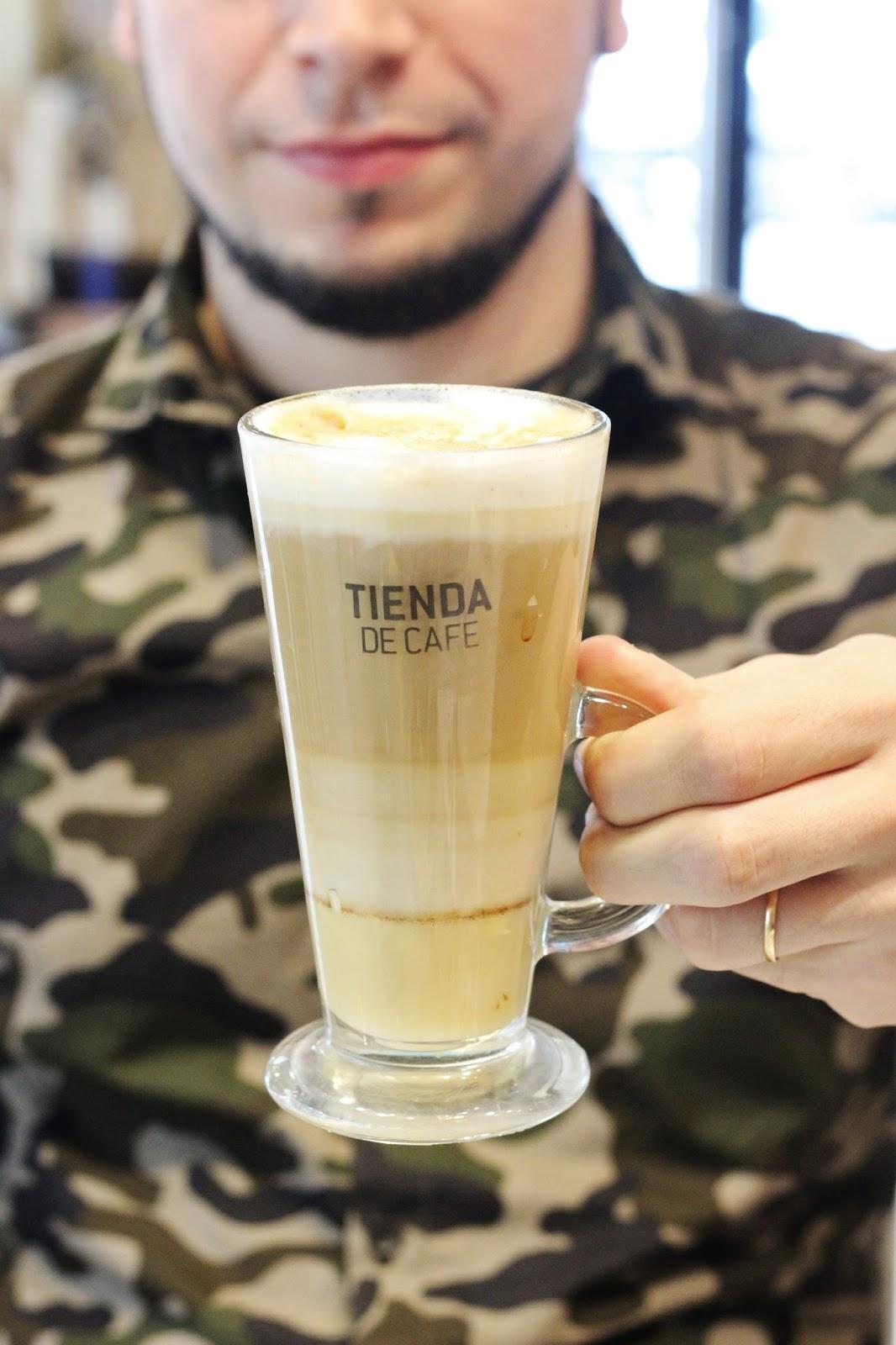 cafe en capas