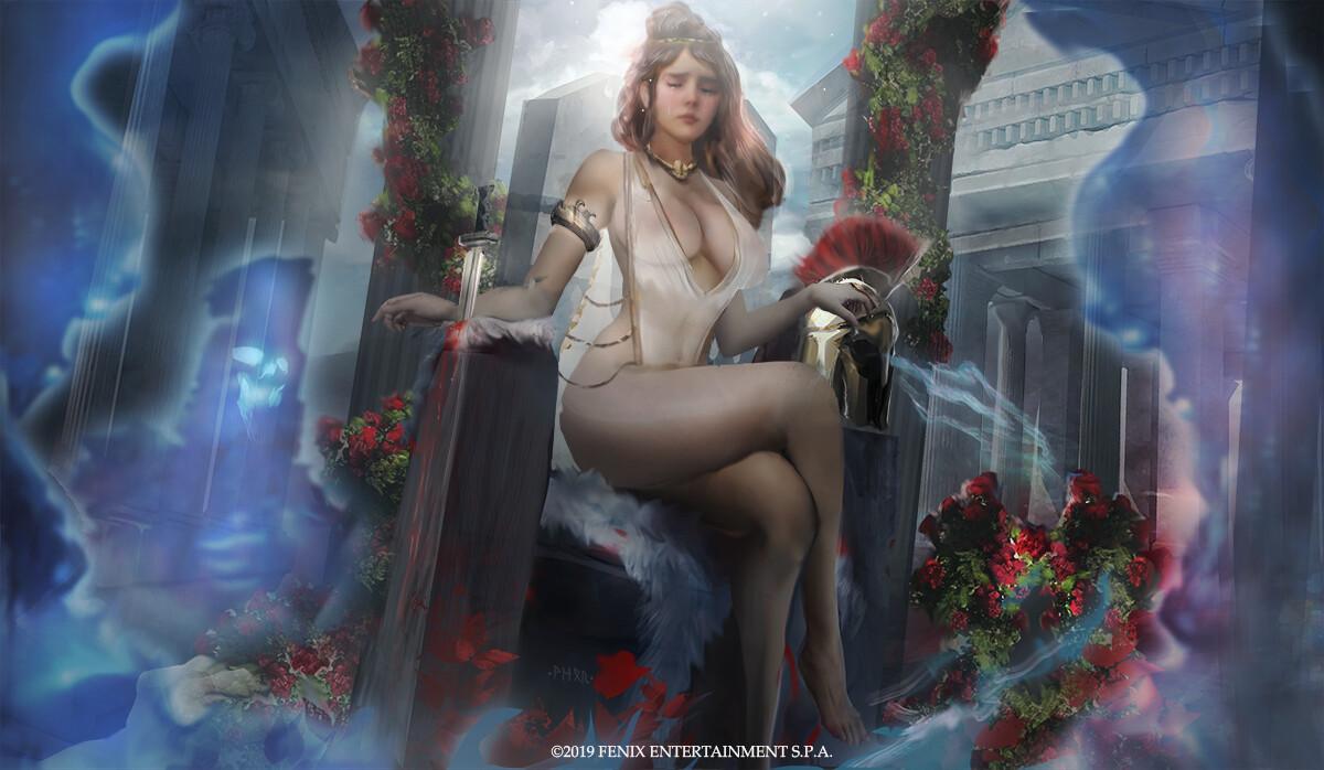 Hécuba - Princesa da Mitologia Grega
