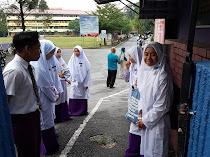 Kertas Kerja Pemakaian Blazer Pembimbing Rakan Sebaya SMK Cheras