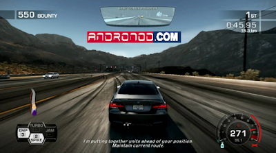 Need For Speed Hot Pursuit Mod Apk+Data v1.0.62 All GPU