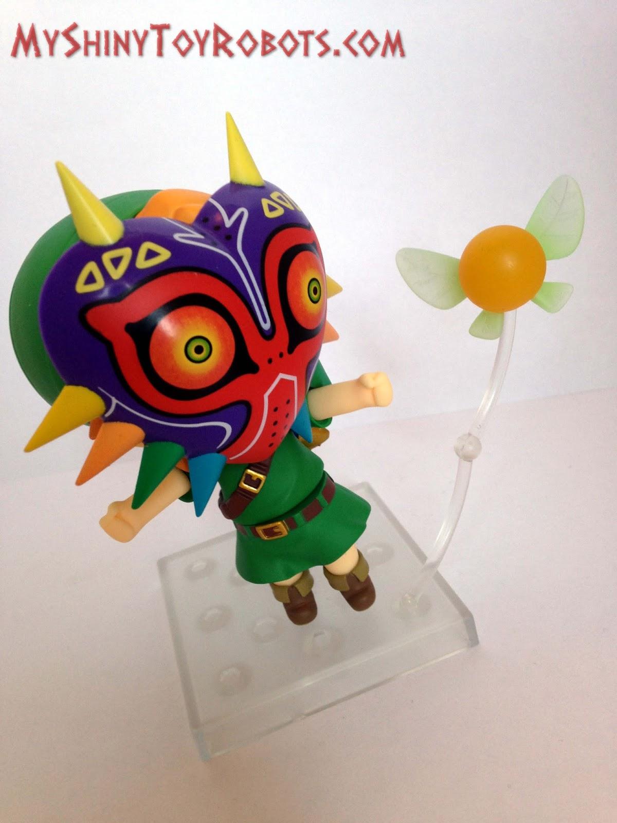 My Shiny Toy Robots: Toybox REVIEW: Nendoroid Link (Majora's Mask ...