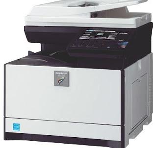 Sharp MX-C301W Printer Driver Download - Windows, Mac, Linux