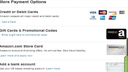How To Shop On Amazon With A Visa Debit Card