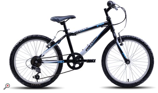 Info Harga Sepeda Polygon