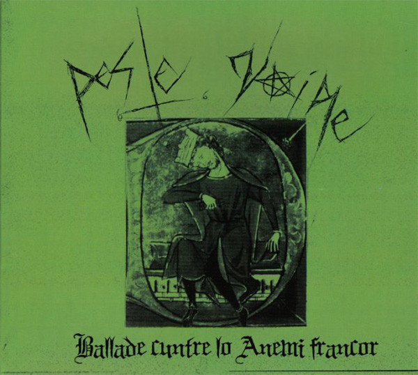 peste noire ballace cuntre lo anemi francor black metal france