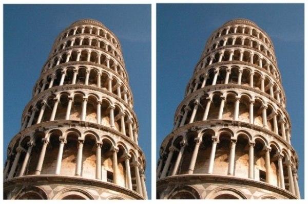برج بيزا المائل