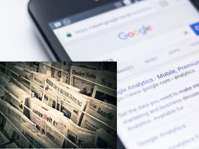 Why news website rank high in Google