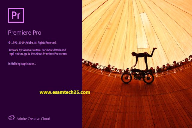 تحميل برنامج ادوبي بريمير Adobe Premiere Pro 2020 مفعل