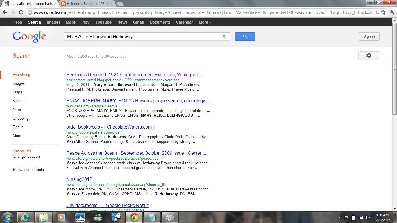 name history google