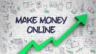Top Five Ways to Earn Extra Money Online at Home for Free