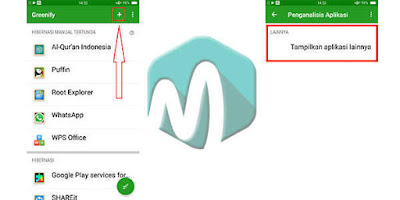 Cara menggunakan greenify di android tanpa root  Cara Menggunakan Greenify di Android Tanpa Root untuk Menghemat Baterai