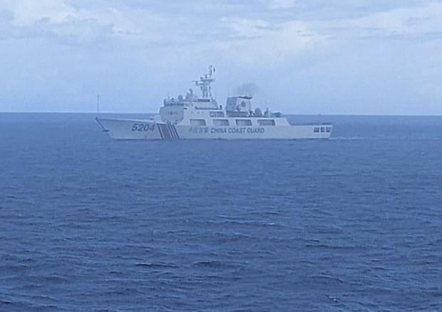 TNI AL Latihan Bersama Militer Cina di Laut Jawa