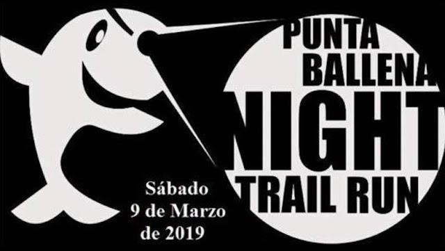 19k y 9k Punta Ballena Night trail run (Las Grutas - Punta Ballena - Maldonado, 09/mar/2019)