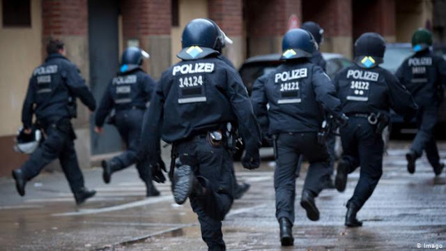 استنفار 280 شرطيا لإنقاذ مراهقة سورية في المانيا والنتيجة كانت صادمة!!